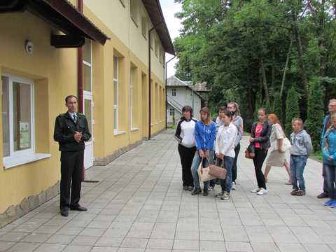 ІХ Всеукраїнський експедиційно-польовий збір команд юних екологів