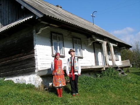 Збереження етнокультурної спадщини на території НПП «Сколівські Бескиди»