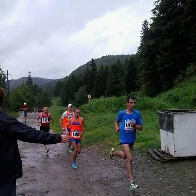 чемпіонат України з гірського бігу