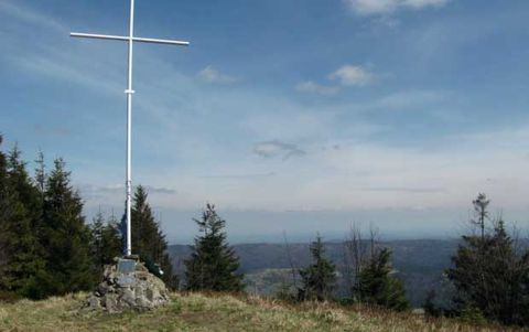 Сходження на гору Лопата