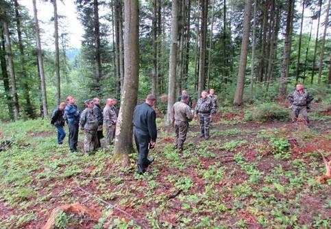 Виїзна нарада в Підгородцівському лісництві