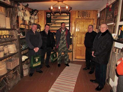 НПП «Сколівські Бескиди» відвідала делегація з Шацького НПП