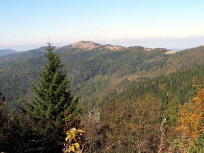 Похід на гору Парашка з с. Коростів
