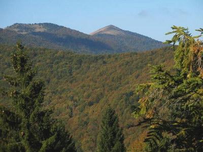 Похід на гору Парашка з с. Крушельниця