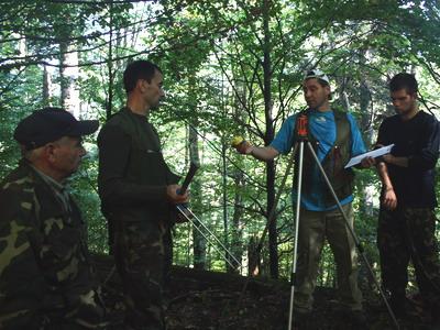 Дослідження причин всихання смереки на території НПП Сколівські Бескиди