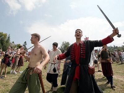 Фестиваль середньовічної культури ТуСтань–2013